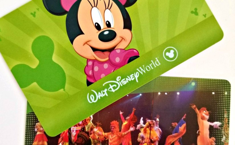 Guide to tickets at Walt Disney World | Visiting Disney World and confused about what kind of tickets are best? Your guide to park hoppers, water parks, and more, plus all the single and multi-day ticket types in the Orlando theme parks. #disneyworld #waltdisneyworld #disneytickets #disneysmmc