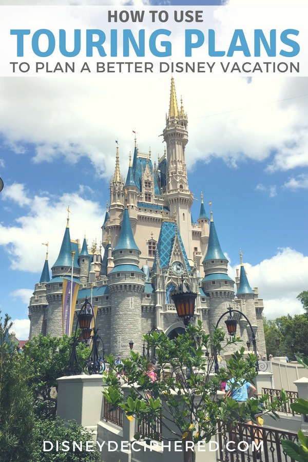 Touring Plans is an inexpensive and powerful tool to plan a Disney vacation. Learn insider tips for making the most of a Touring Plans subscription and using all its best features, straight from the founder Len Testa! #DisneyWorld #Disney #TouringPlans #DisneySMMC