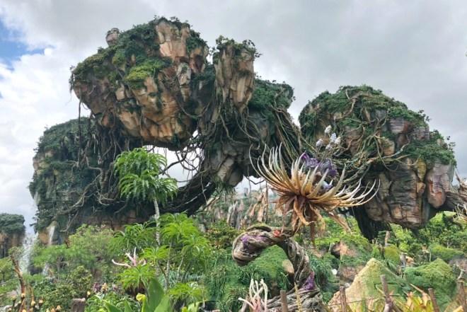Pandora World of Avatar - Floating Islands