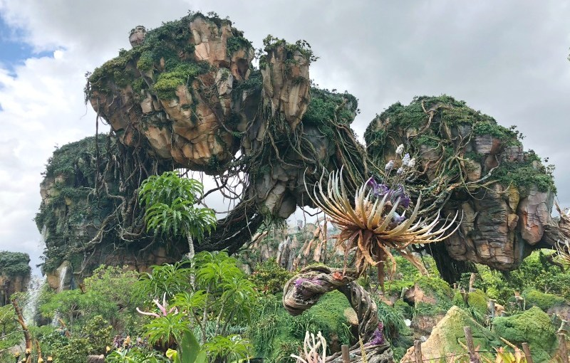 Pandora World of Avatar - Floating Islands