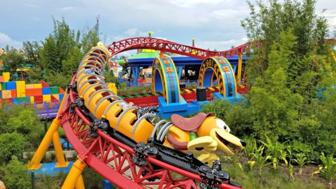 How to use touring plans - Slinky Dog Dash