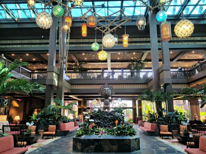 Polynesian Resort Great Room