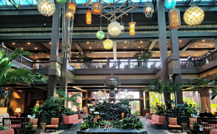 Polynesian Resort Great Room