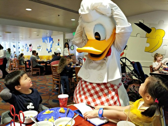 Walt Disney World Character Dining - Chef Mickey's