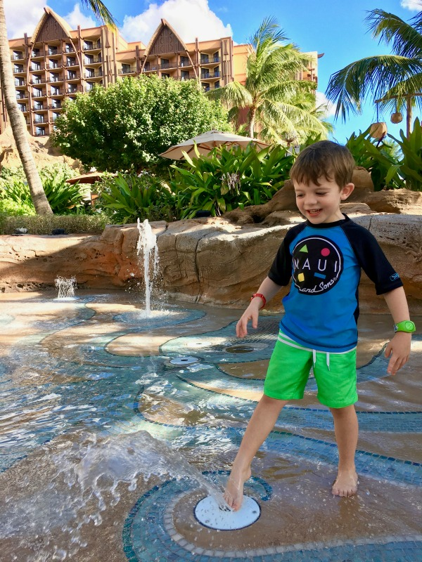 Disney Aulani - Toddler at Keiki Cove