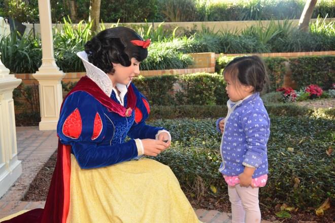 Magic Kingdom - Snow White