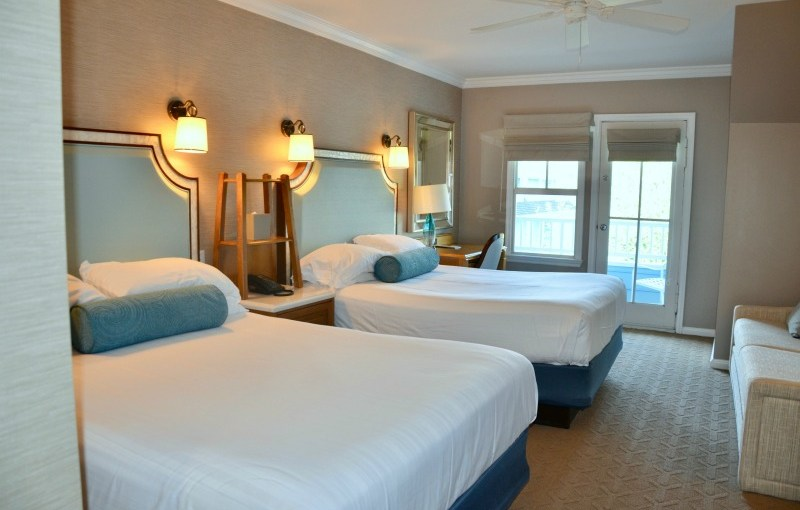 Disney Yacht and Beach - Beach Club Renovated Room