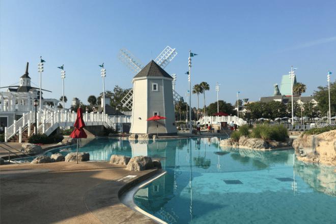 Disney Yacht and Beach - Stormalong Bay