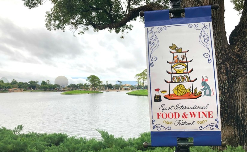 Epcot International Food & Wine Festival – Tips & Beginners Guide (Ep. 89)