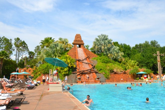 Coronado Springs Dig Site Pool