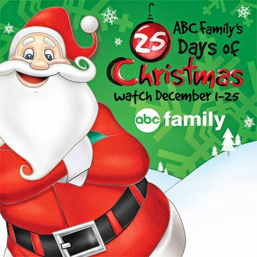 the lineup has been set for this years 25 days of christmas on tvs abc family channel its too early just yet to set your dvr so get out your calendar