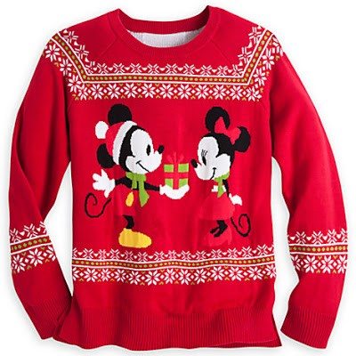 the place for news views photos and videos of all things disney especially for us big kids - Disney Christmas Sweaters