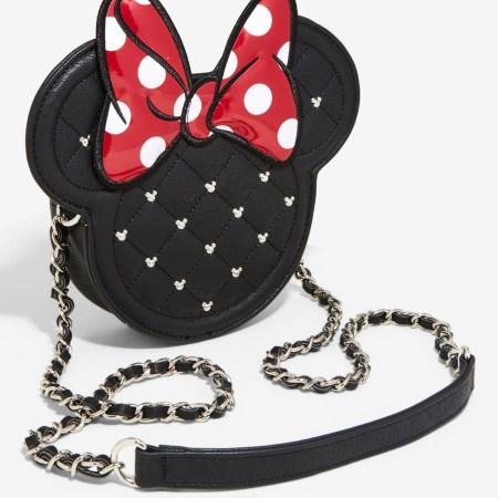 Minnie Mouse bow handbag