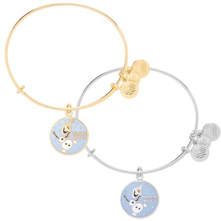 Olaf warm hugs bangle