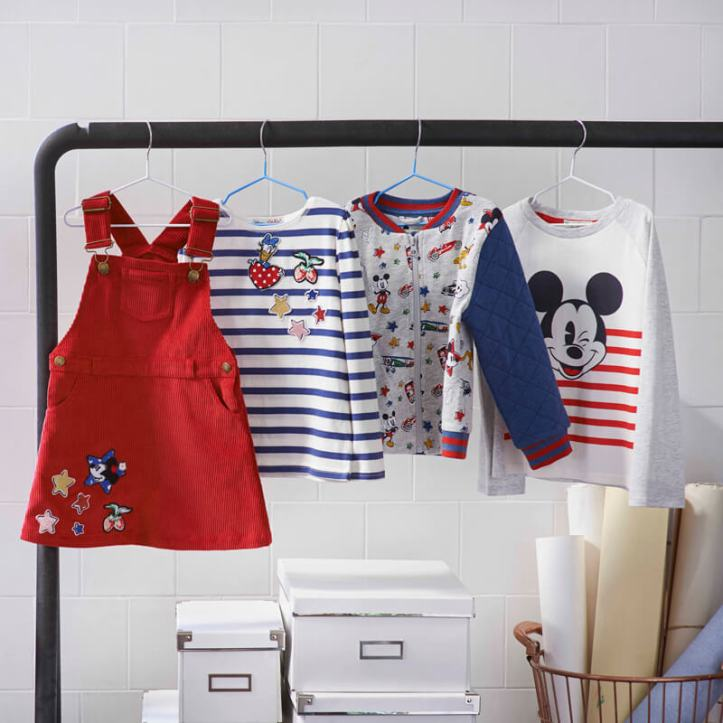 Cath Kidston Mickey Mouse collection