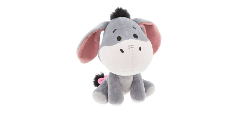 Eeyore bobble head plush