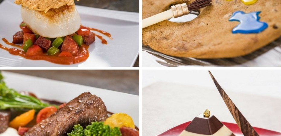 Complete Menus For 2020 Epcot Festival Of The Arts Food Studios