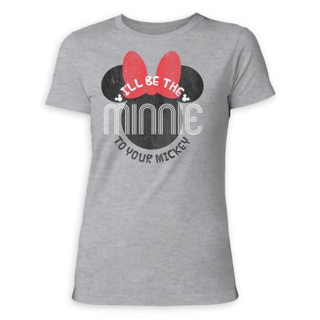 Minnie Mouse Valentine's Day T-Shirt for Women - Limited Release