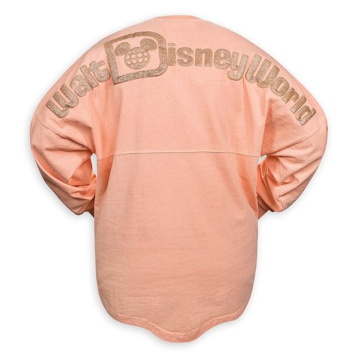Disney World rose gold spirit jersey