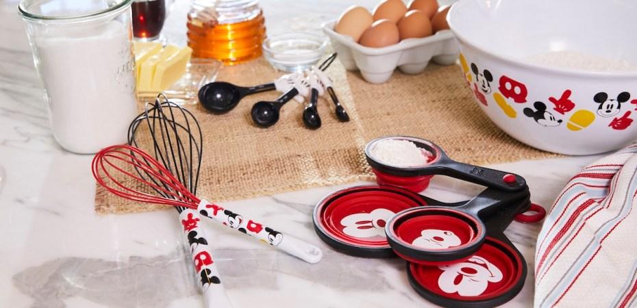 New Disney Eats Kitchen Utensils Line Debuts Featuring