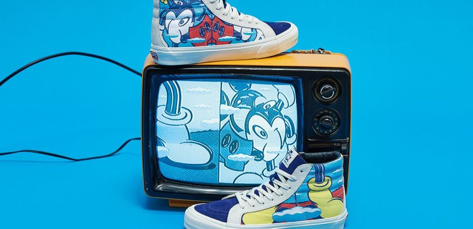 25dcf397d7 Vault by Vans releases new Disney collection - Disney Diary