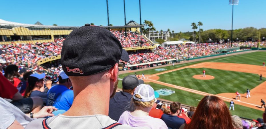 Atlanta Braves Spring Training Schedule 2019 Atlanta Braves final spring training schedule at Disney World