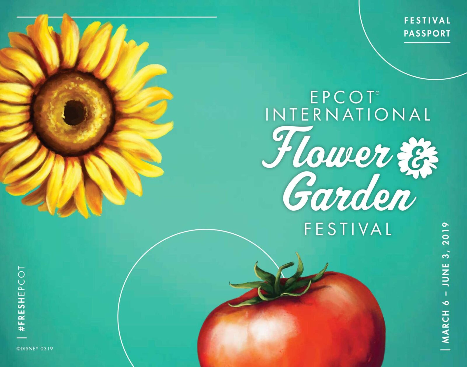 complete 2019 epcot international flower and garden festival guide