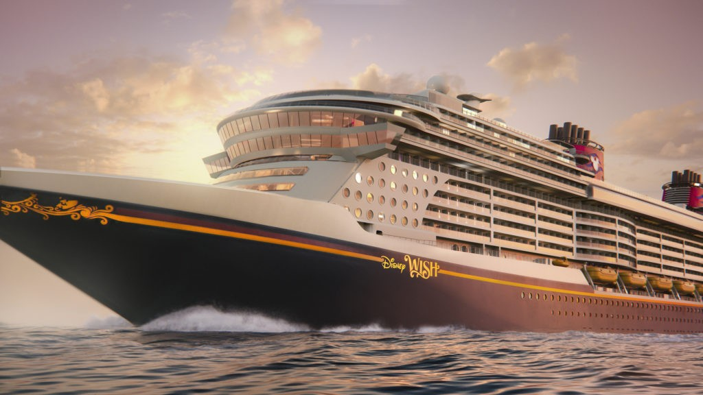 New Video Featuring New Disney Wish Cruise Ship Released