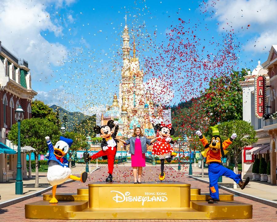 Hong Kong Disneyland temporarily closing for third time due to COVID-19