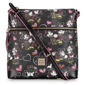 Romancing Minnie Crossbody