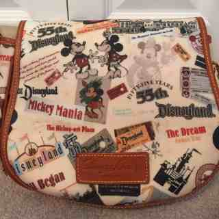 Disneyland 55th Anniversary Messenger