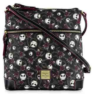 Pumpkin King Crossbody