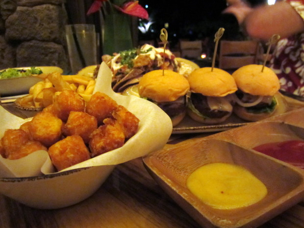 sweet-potato-tater-tots-sliders-olelo room