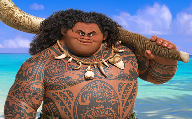 Image result for maui moana
