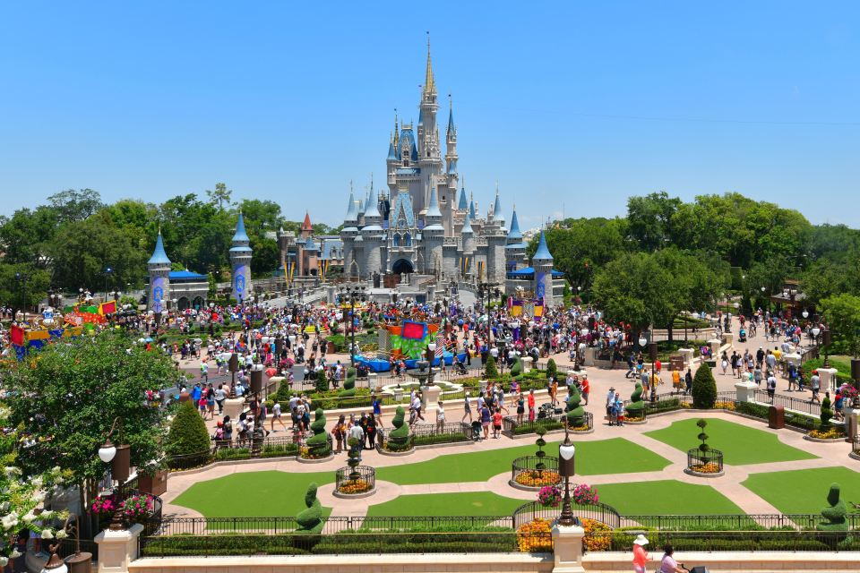 Castle, hub grass, What's New on Disney+ in June