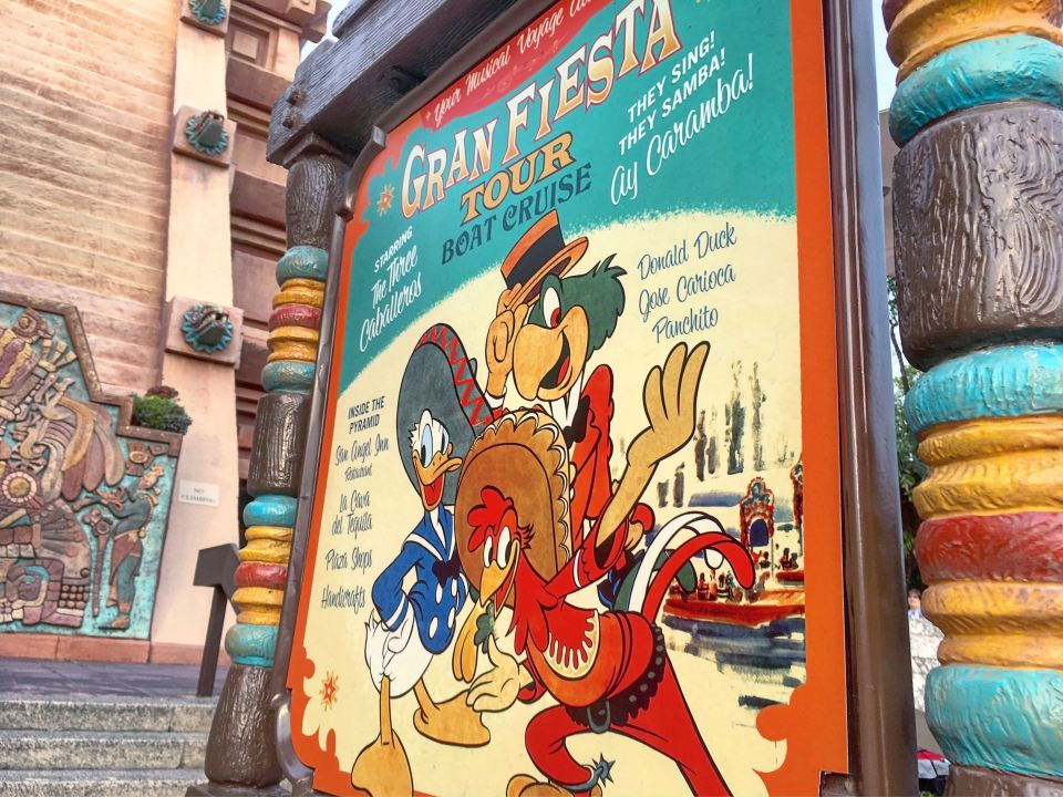 Gran Fiest Tour in Mexico Epcot