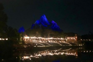 Moonlight Magic - Expedition Everest