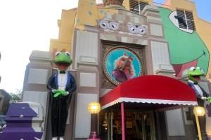 Muppets Store - Disney Skip List