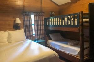 Cabin beadroom