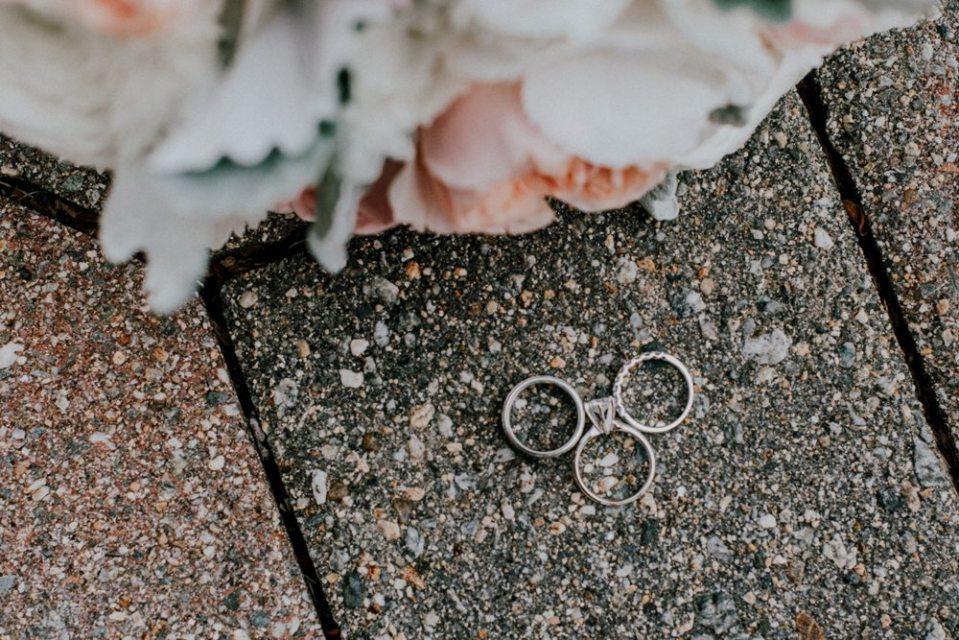 Disney Wedding - Mickey Rings