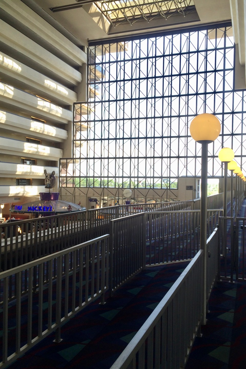 Contemporary Lobby - WDW top 5