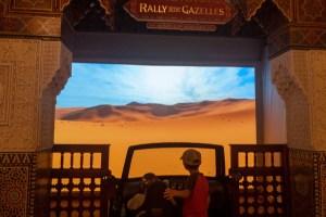Morocco exhibit