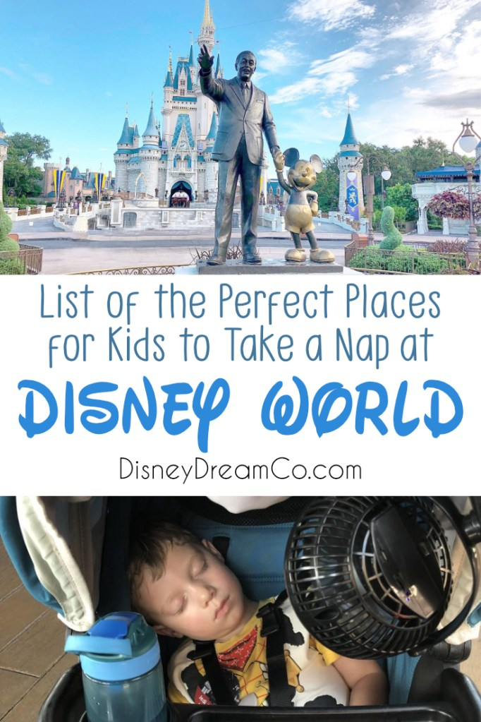 naps at Disney World