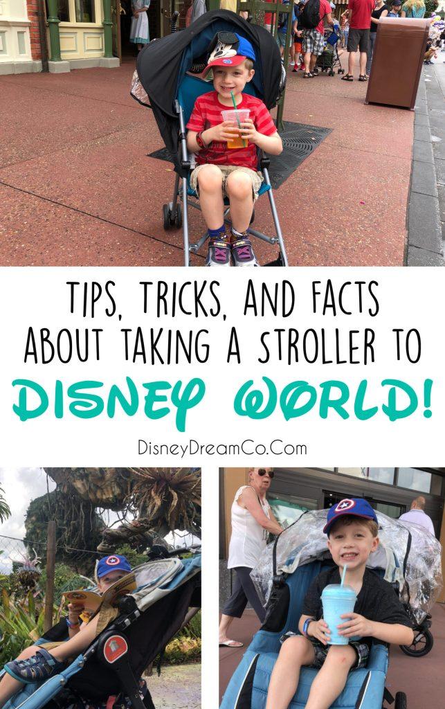Strollers Disney
