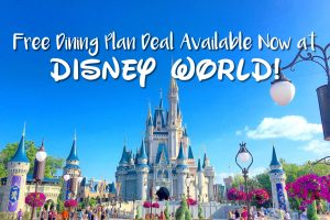 Disney World Free Dining- Disney World Discount Sale