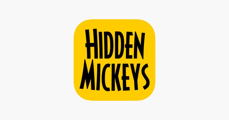 Hidden Mickey App