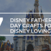 Disney Father's Day Crafts