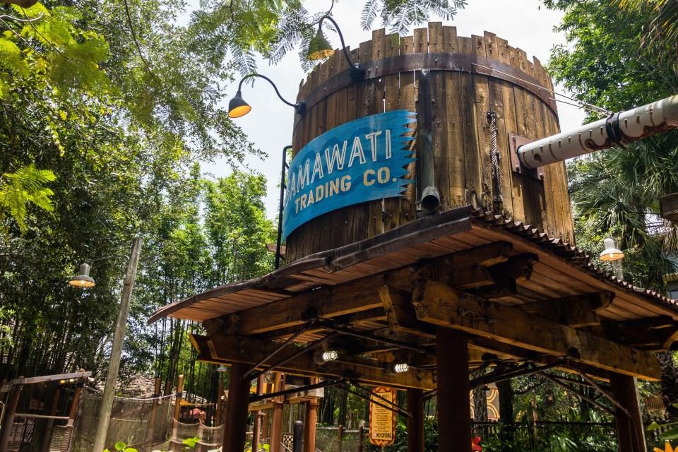 Sawatami Falls, Disney During COVID