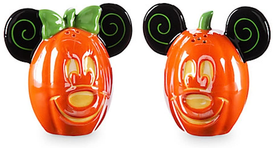 Disney Fall and Halloween Decorations