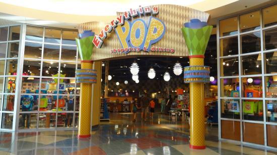 Pop Resort at Disney World